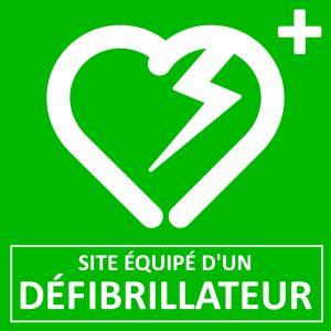 Logo Défibrillateur - Mars 2016
