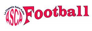 Logo ASCA Football - Février 2017