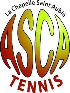 Logo ASCA Tennis - Février 2017