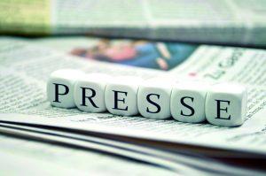 Presse - Mars 2017