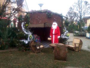 Père Noël - Novembre 2017