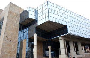 Cité Judiciaire - Mai 2016