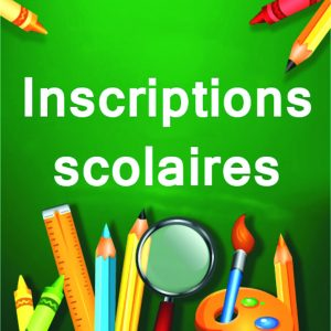 Inscription scolaire - Mars 2017