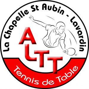 Logo Tennis de table - Juin 2017